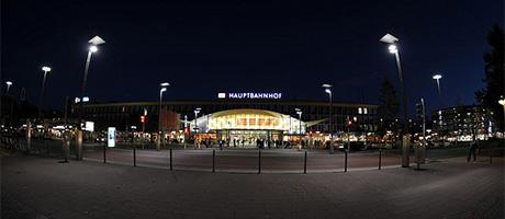 Bochums Hauptbahnhof (Bild: Flickr.com / Theater Traumbaum Theater...)