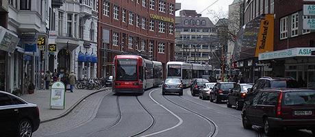 Strassenbahn in Bremen