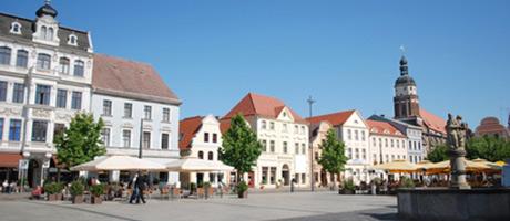 Altmarkt in Cottbus (Foto:#21431390 © flashpics - Fotolia.com)