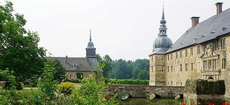 Dorsten Schloss (Bild: Pixabay / skuter56