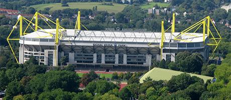 Dortmund Westfalenpark - Blick vom Fernsehturm (Bild: Flickr.com / Michael, photo64, [url=https://creativecommons.org/licenses/by-nd/2.0/]CC BY-ND 2.0[/url])