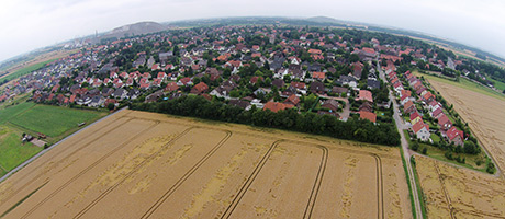 Ilten Luftaufnahme (© DSLregional.de/city_copter)