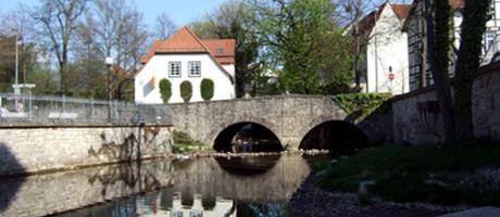 Leinekanal in Göttingen (Foto:#82057922 © daniel0750 - Fotolia.com)