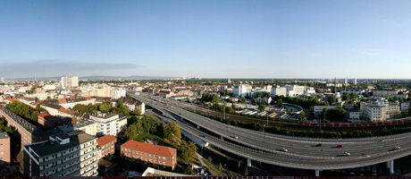 Ludwigshafen Panorama (Bild: Flickr.com / Cord Frederic Romberg, [url=https://creativecommons.org/licenses/by-nd/2.0/]CC BY-ND 2.0[/url])