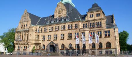 Rathaus in Recklinghausen (Foto: #23372828 © KorayErsin - Fotolia.com)