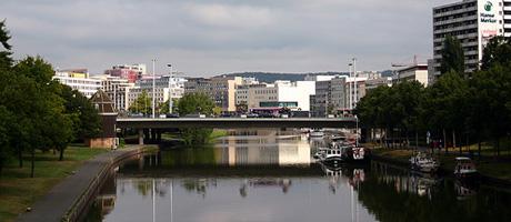 Foto aus Saarbrücken (Bild: Flickr.com / Till Westermayer, [url=https://creativecommons.org/licenses/by/2.0/]CC BY 2.0[/url])
