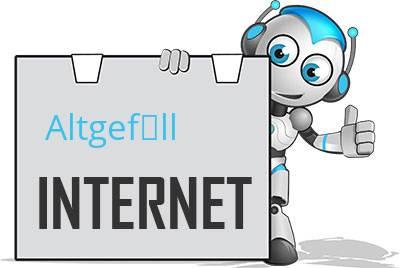 Altgefäll DSL