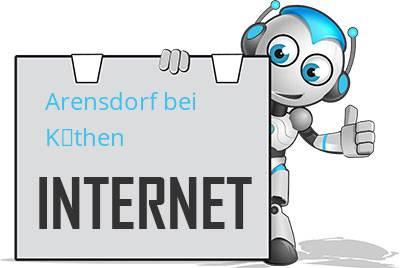 Arensdorf bei Köthen, Anhalt DSL