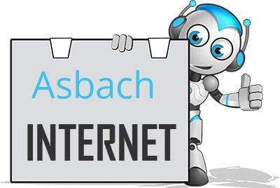 Asbach, Westerwald DSL