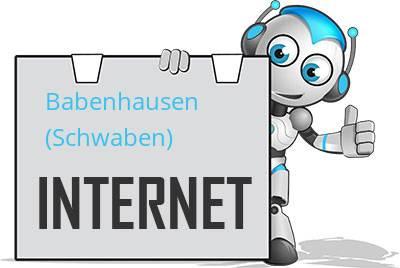 Babenhausen, Schwaben DSL