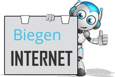 Biegen DSL
