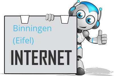 Binningen (Eifel) DSL