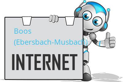 Boos (Ebersbach-Musbach) DSL