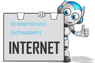 Breitenbrunn (Schwaben) DSL