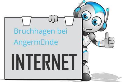 Bruchhagen bei Angermünde DSL