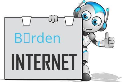 Bürden DSL