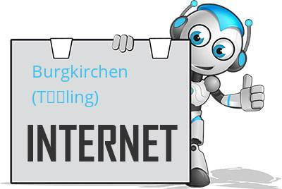 Burgkirchen (Tüßling) DSL