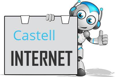 Castell, Unterfranken DSL