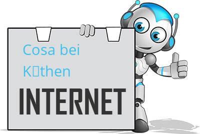 Cosa bei Köthen DSL