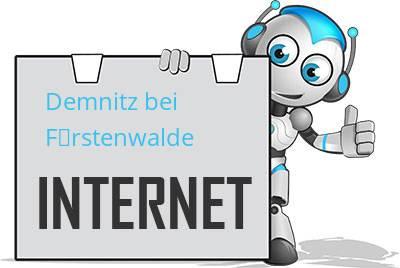 Demnitz bei Fürstenwalde DSL