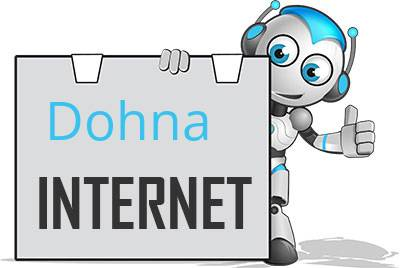 Dohna, Sachsen DSL