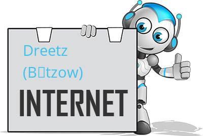 Dreetz bei Bützow DSL