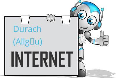 Durach, Allgäu DSL