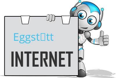 Eggstätt, Kreis Rosenheim, Oberbayern DSL