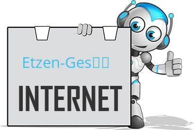 Etzen-Gesäß DSL