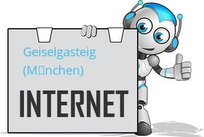 Geiselgasteig, Kreis München DSL