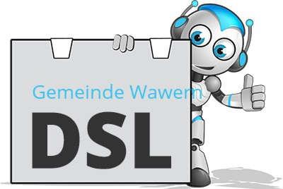 Gemeinde Wawern DSL