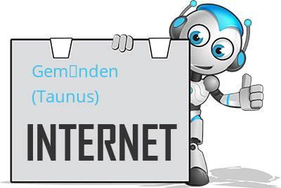 Gemünden, Kreis Usingen, Taunus DSL