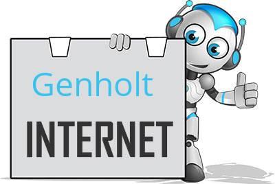 Genholt, Niederrhein DSL