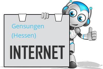Gensungen, Hessen DSL