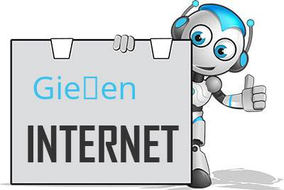 Gießen, Lahn DSL