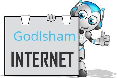 Godlsham bei Pfarrkirchen, Niederbayern DSL