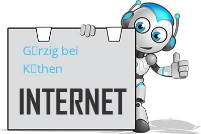 Görzig bei Köthen, Anhalt DSL