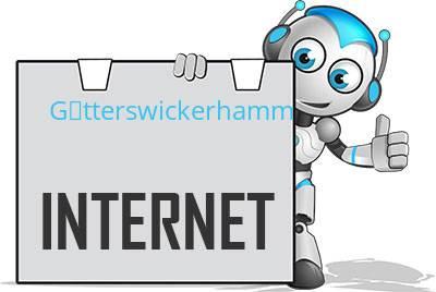 Götterswickerhamm, Niederrhein DSL