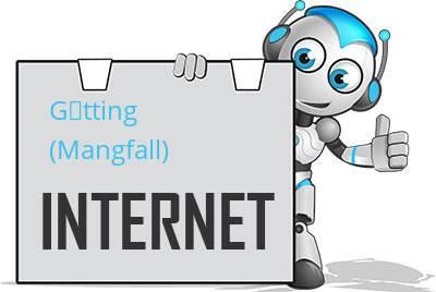 Götting, Mangfall DSL