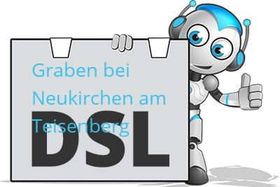 Graben bei Neukirchen am Teisenberg DSL