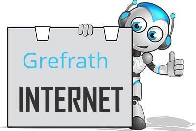 Grefrath, Niederrhein DSL