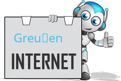 Greußen DSL