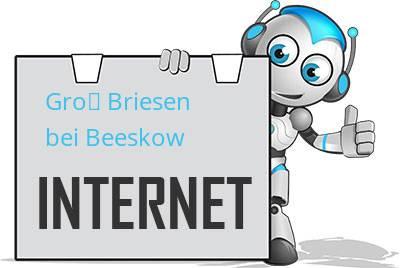 Groß Briesen bei Beeskow DSL