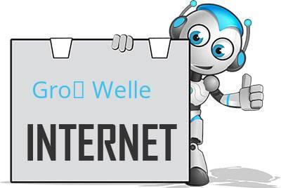 Groß Welle DSL