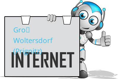 Groß Woltersdorf (Prignitz) DSL