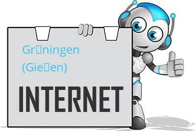 Grüningen, Kreis Gießen DSL
