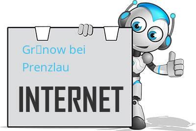 Grünow bei Prenzlau DSL