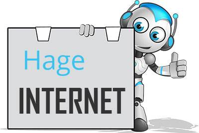 Hage, Ostfriesland DSL