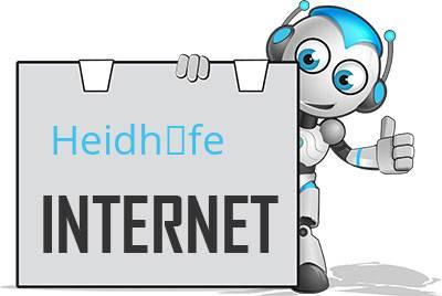 Heidhöfe DSL