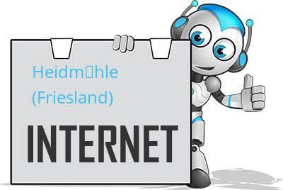 Heidmühle, Kreis Friesland DSL